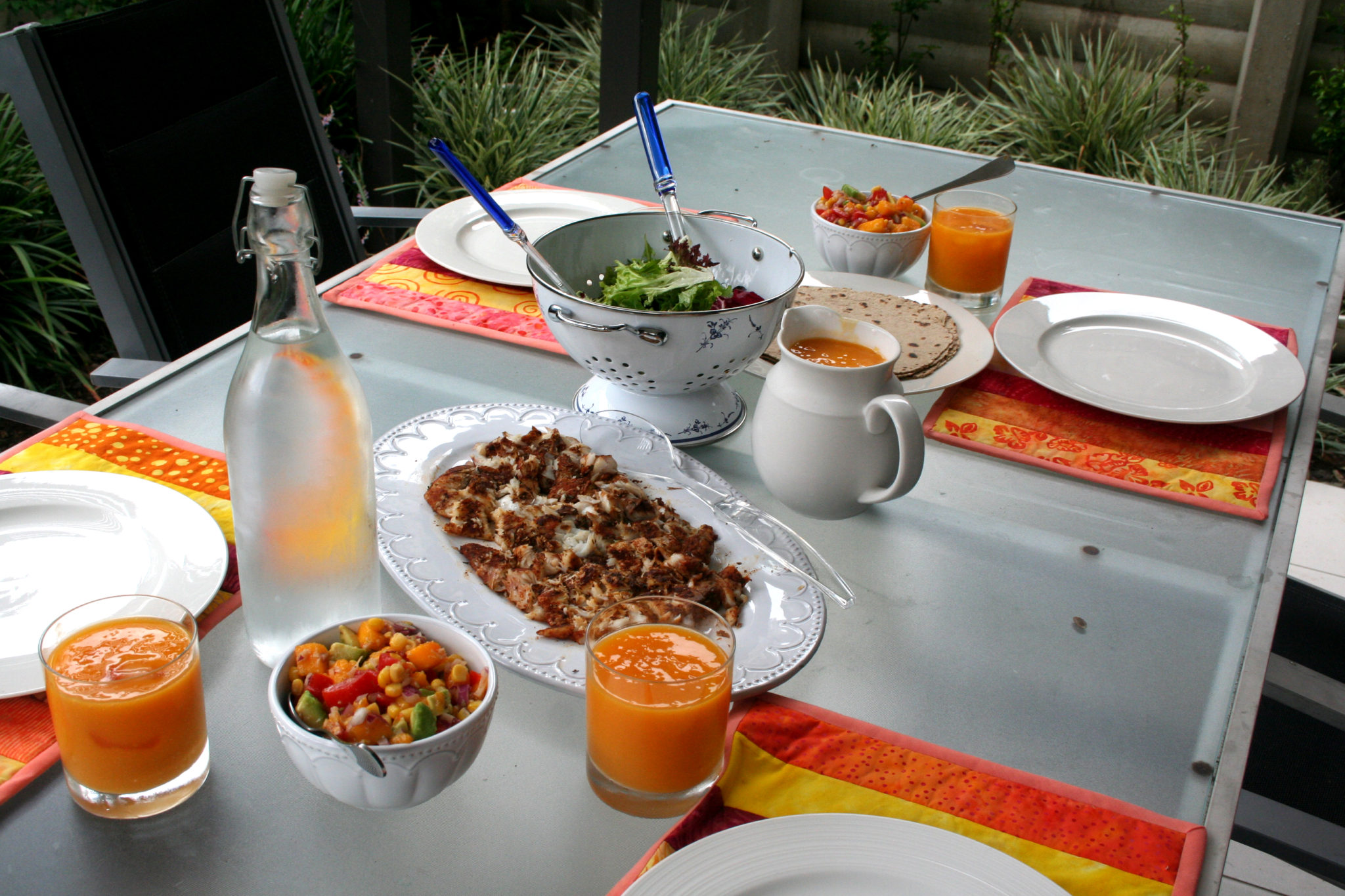 Importance Of Table Setting The Importance Of Giving Thanks And Appreciation Eat Pray Workout