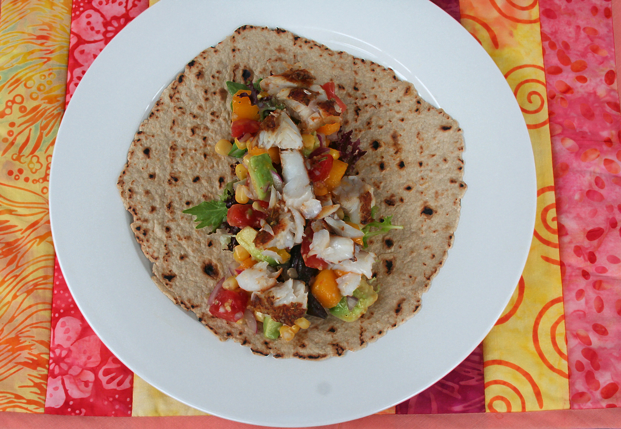 fish and salsa wrap 2