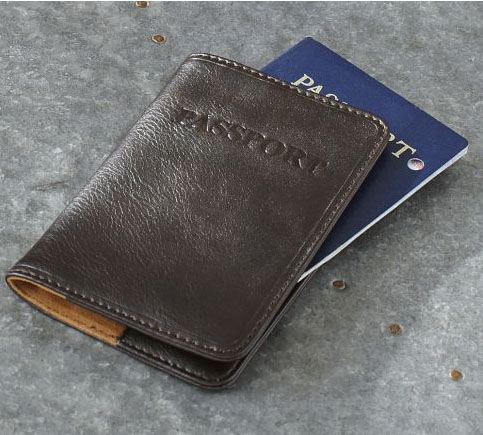 pottery barn passport wallet