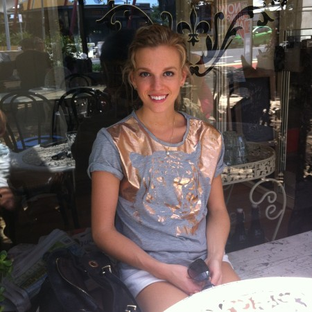 Eat Pray Workout Australia top health blogger Amy Darcy at the Rogue Rennard Paddington