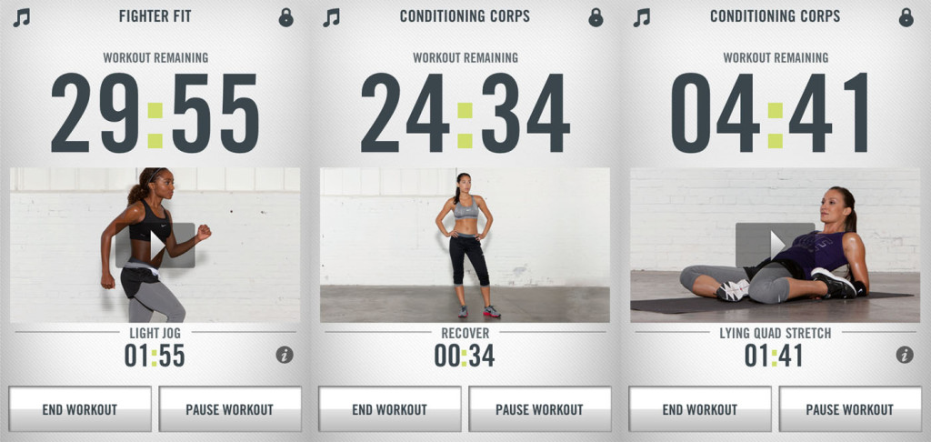 Nike-training-club best fitness apps eat pray workout