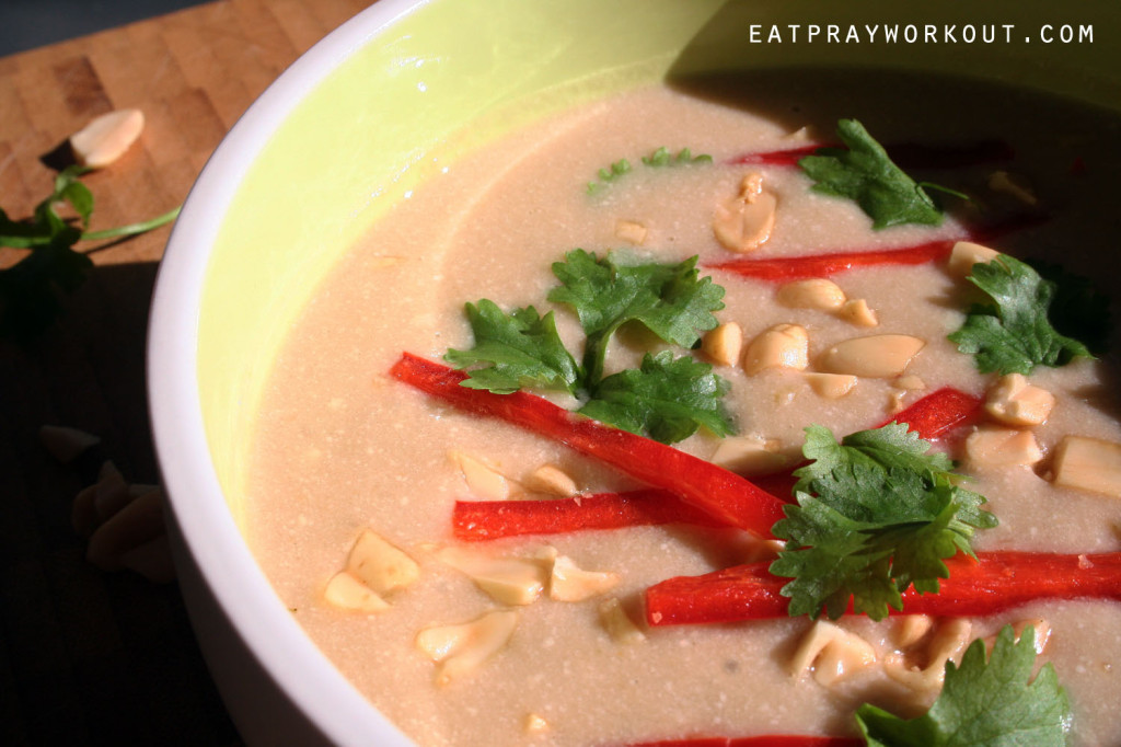 thai bean coconut and lime soup thai bean coconut and lime soup eat pray workout