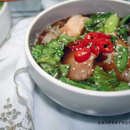Chinese Chicken hot pot