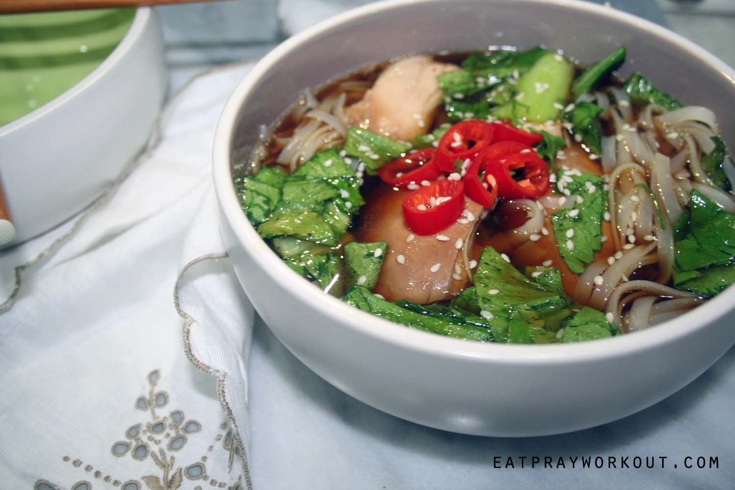 Have you tried Chinese Chicken Hot Pot before? What else works in the ...