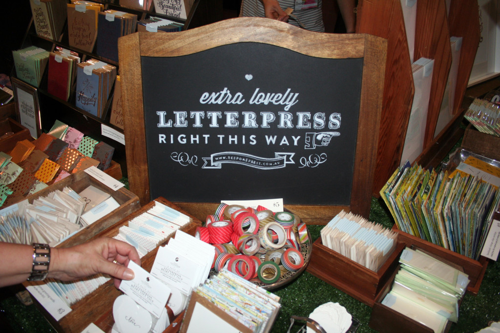 bespoke letterpress finders keepers markets