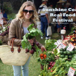 amy at sunshine coast real food festial copy