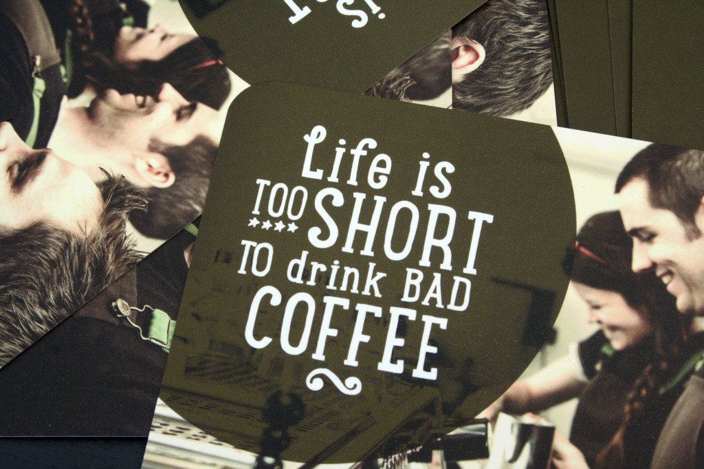 life is too short not to drink coffee eat pray workout