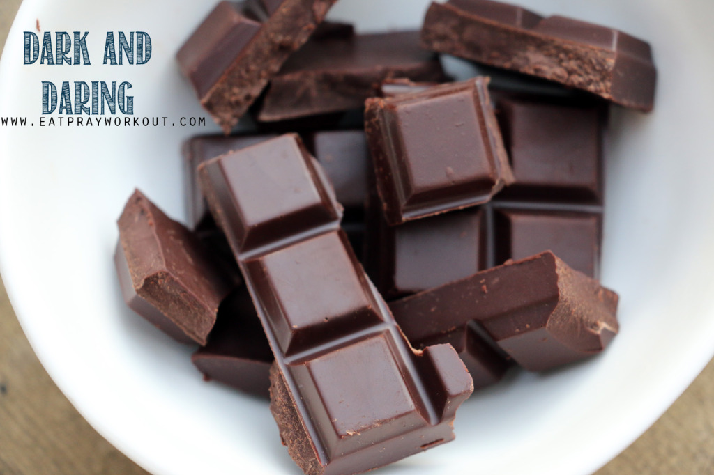 well naturally dark healthy chocolate
