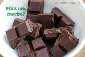 Healthy Chocolate review + GIVEAWAY