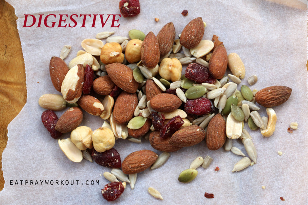 digestive nut mixes