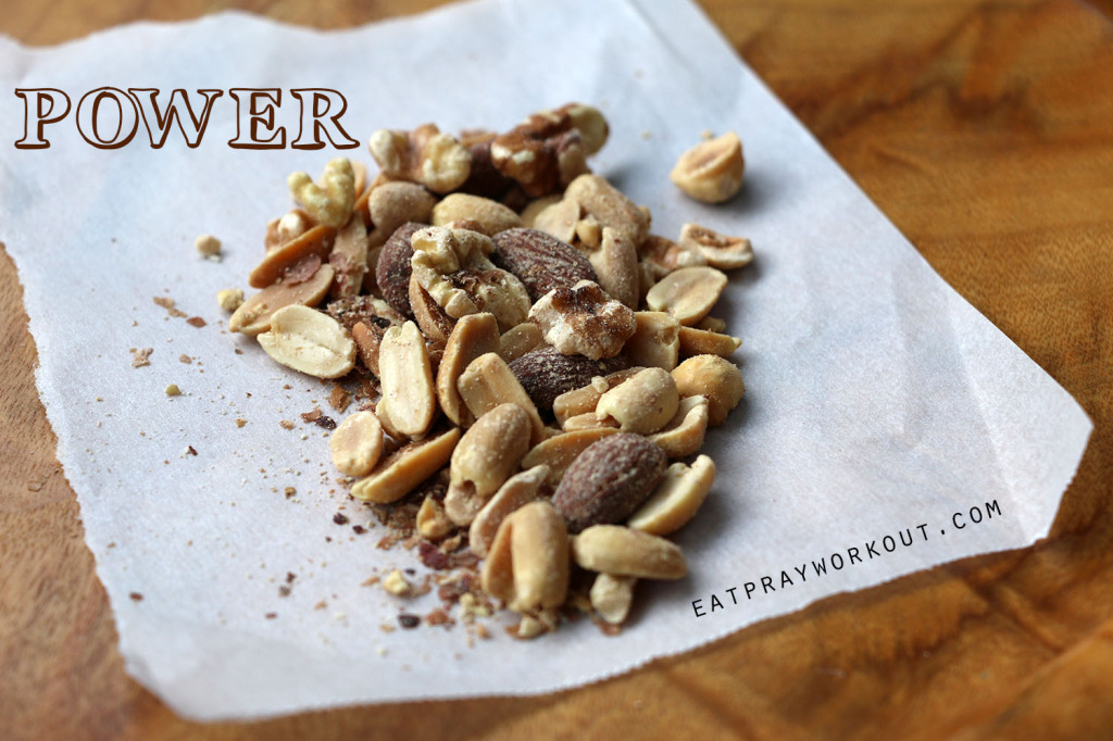 power nut mixes