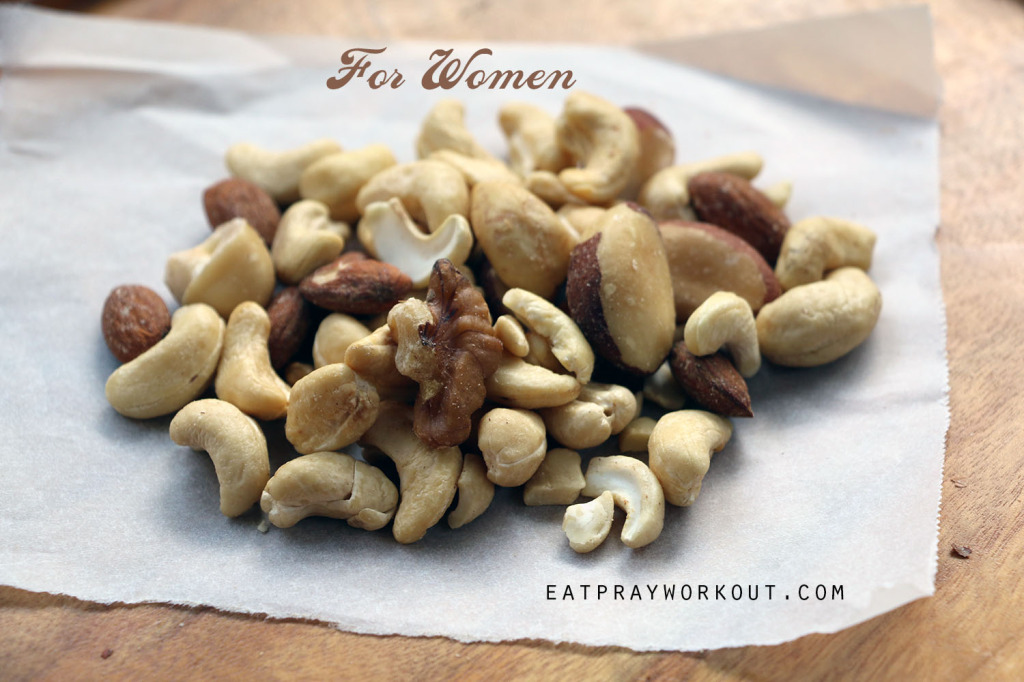 nut mixes for women
