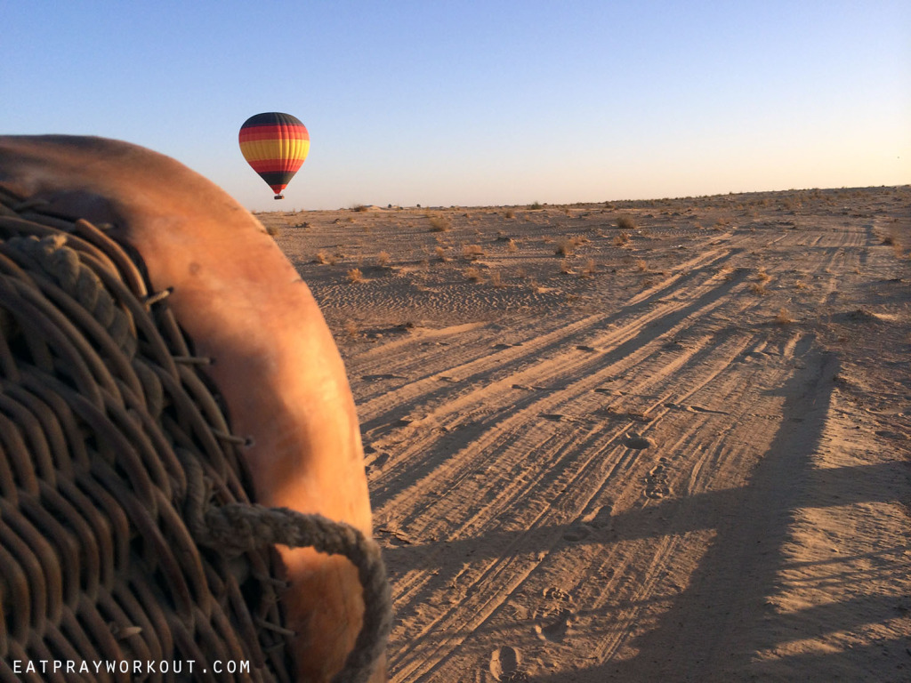Dubai Hot Air Ballooning B
