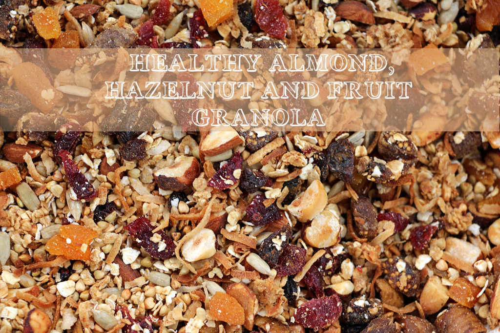 Healthy Granola Eat Pray Workout Christmas cover
