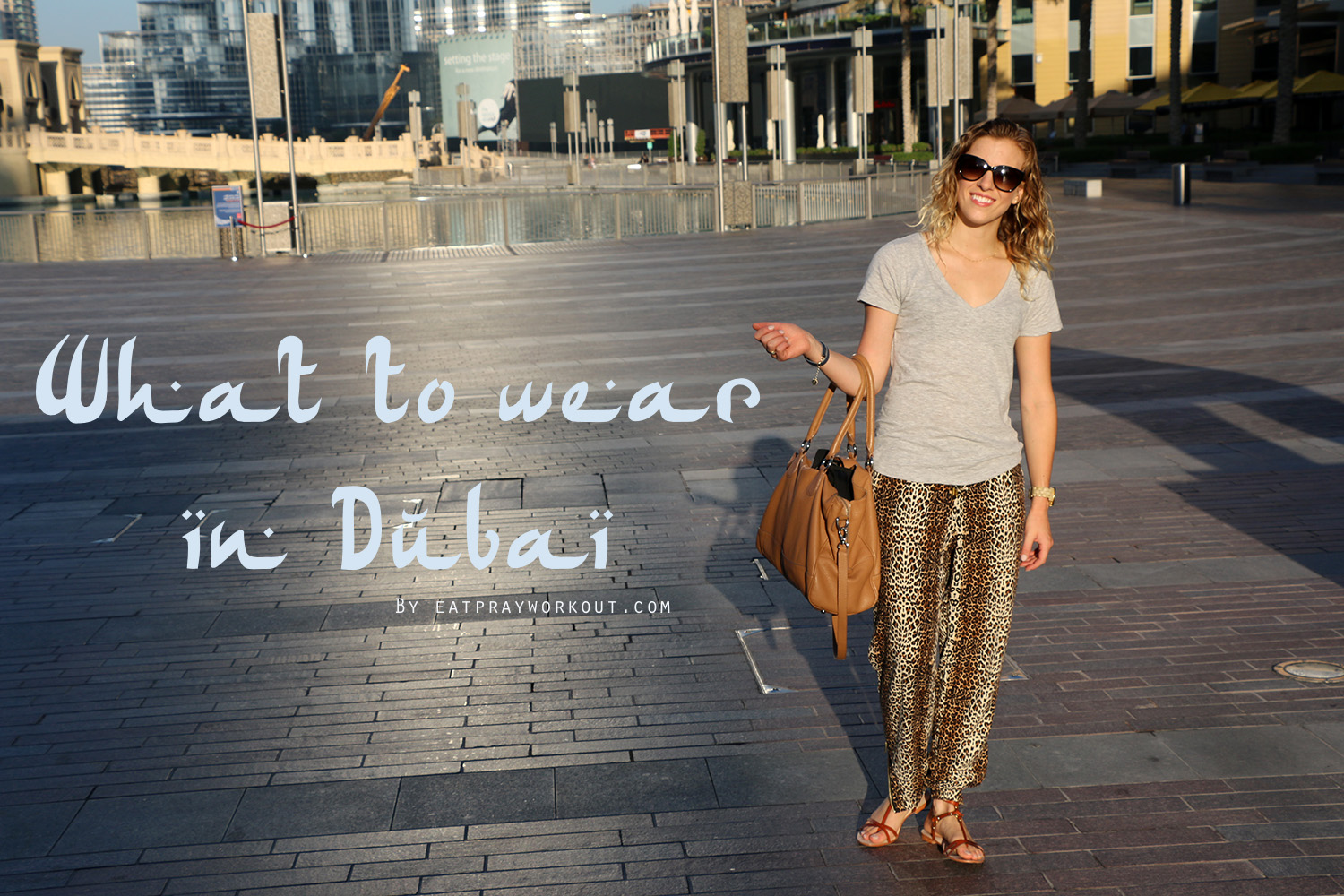 Dealers Of Clothes In Dubai Mail: What To Wear In Dubai