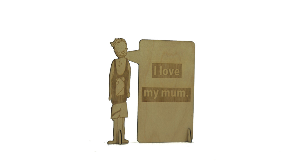 ILoveMyMum HUddle and Co Eat Pray Workout Mothers Day Gift