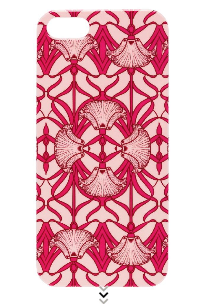 Oroton pink phone cover Eat Pray Workout Mothers Day Gift