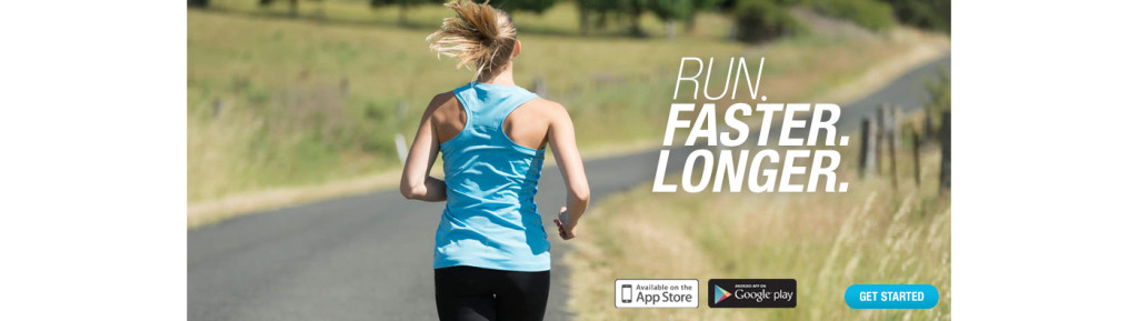 Asics running app eat pray workout