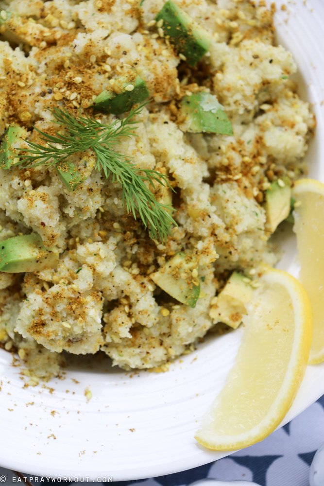 Spiced Cauliflower Mash Eat Pray Workout-11