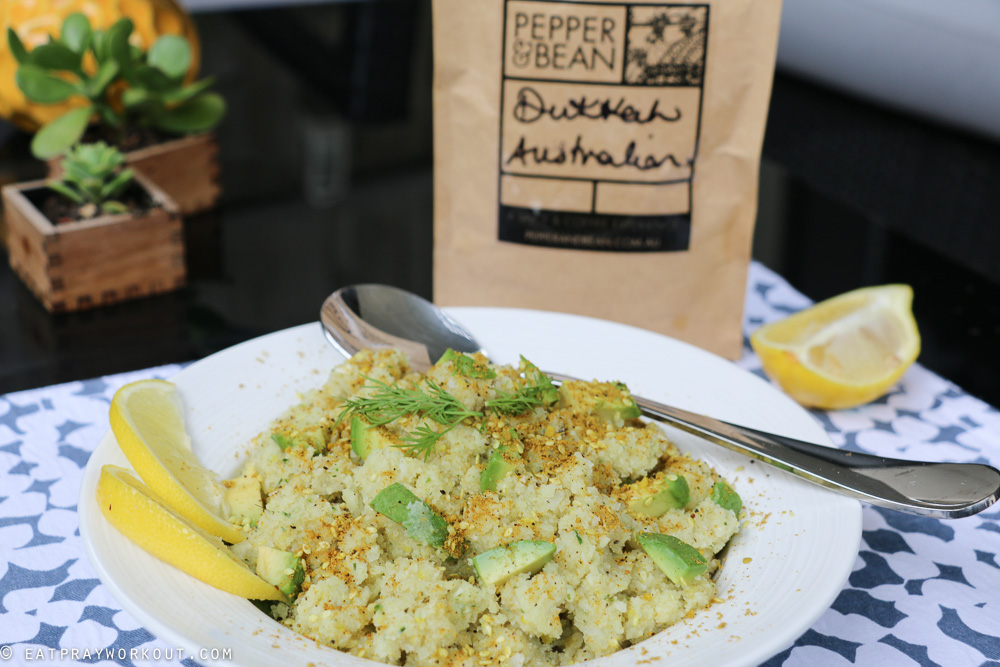Spiced Cauliflower Mash Eat Pray Workout-2