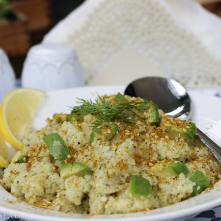 Spiced Cauliflower Mash Eat Pray Workout-6