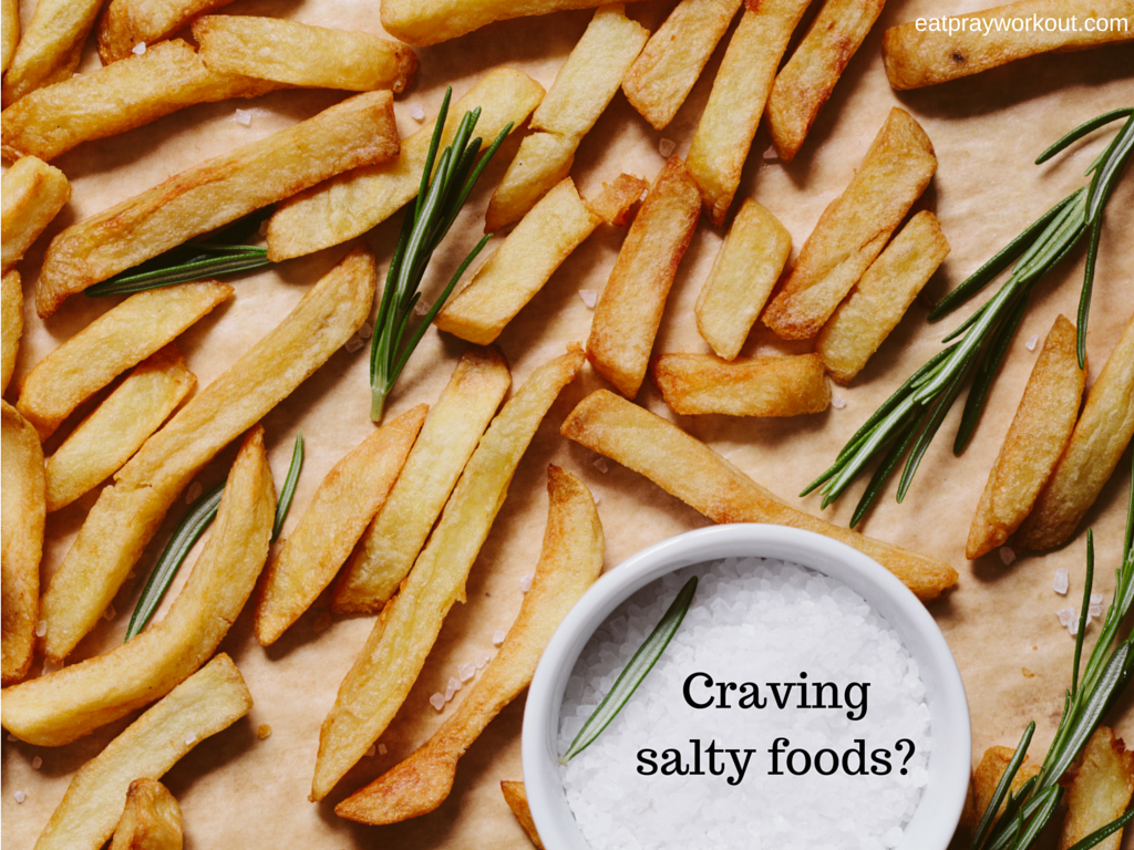 Craving salty foods?