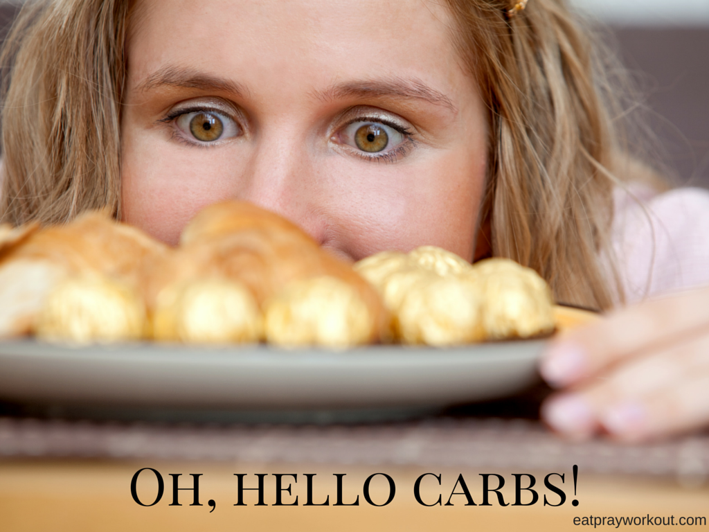 Oh hello, Carbs!