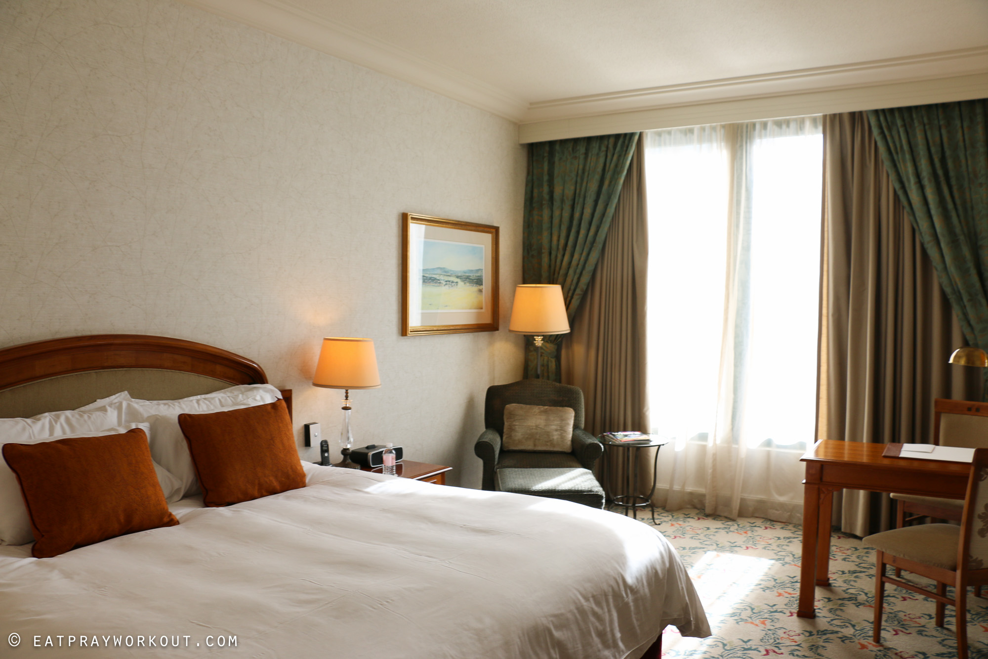 Review Of The Luxury 5 Star Hotel Langham Melbourne