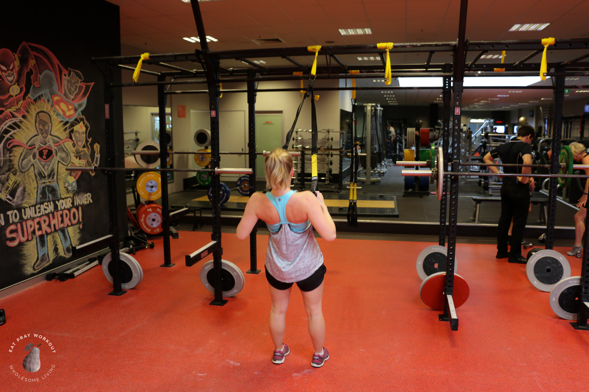 photograph about Printable Trx Workout identify TRX Barbell circuit