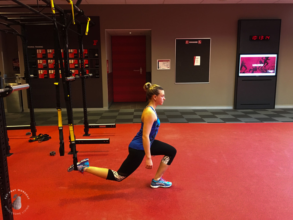 Session 4 Butt, hamstrings and obliques circuit Eat Pray Workout_
