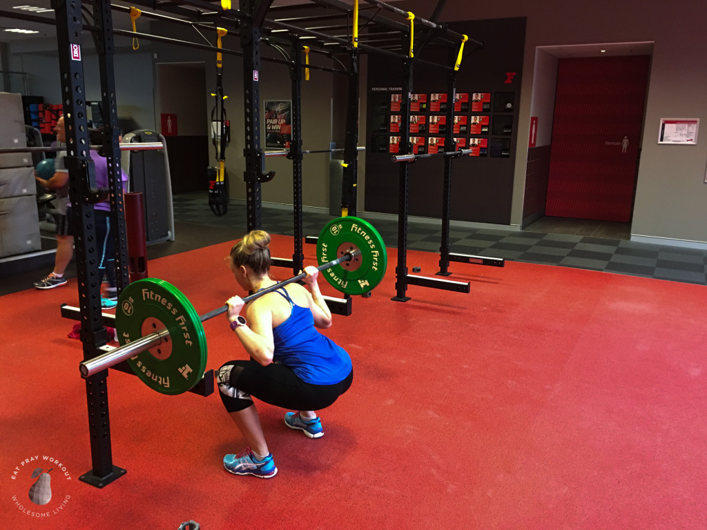 Session 4 Butt, hamstrings and obliques circuit Eat Pray Workout_-5