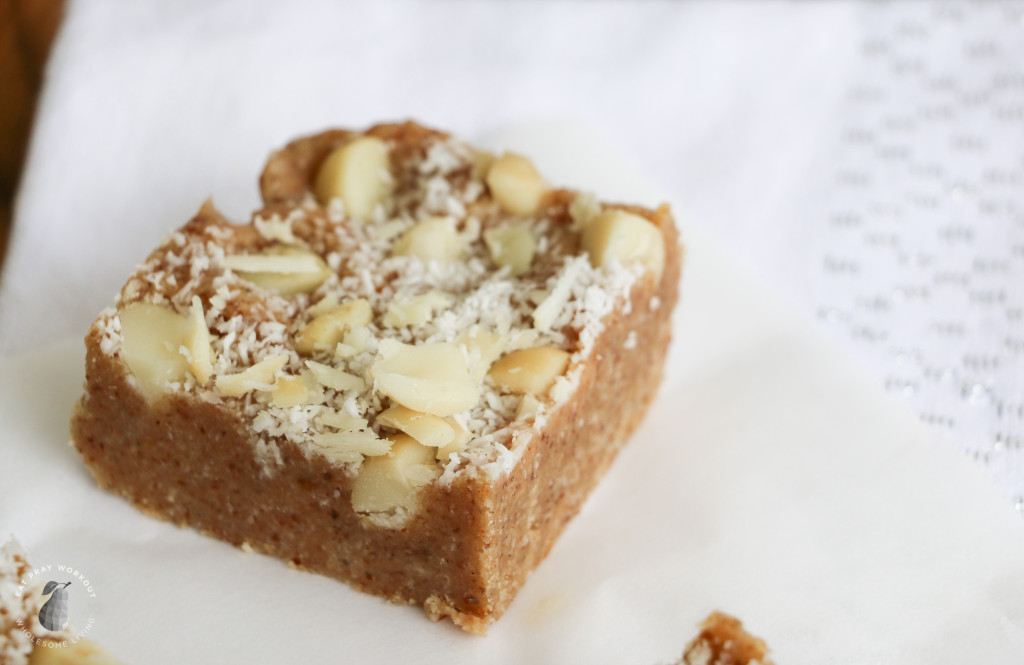 Caramel Macadamia Raw Slice Eat Pray Workout_-9