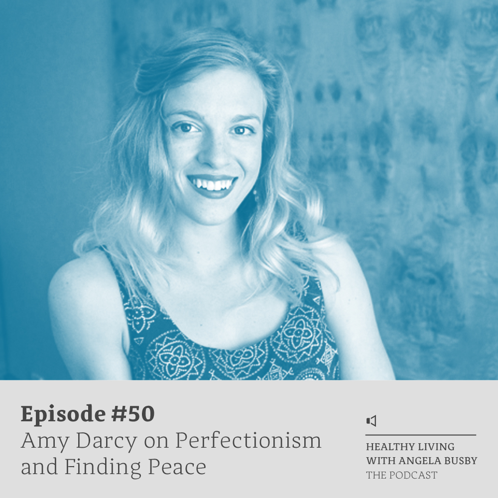 amy darcy healthy living with angela busby