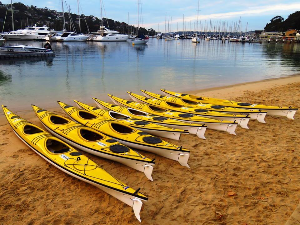 Sydney Harbour Kayak Hire