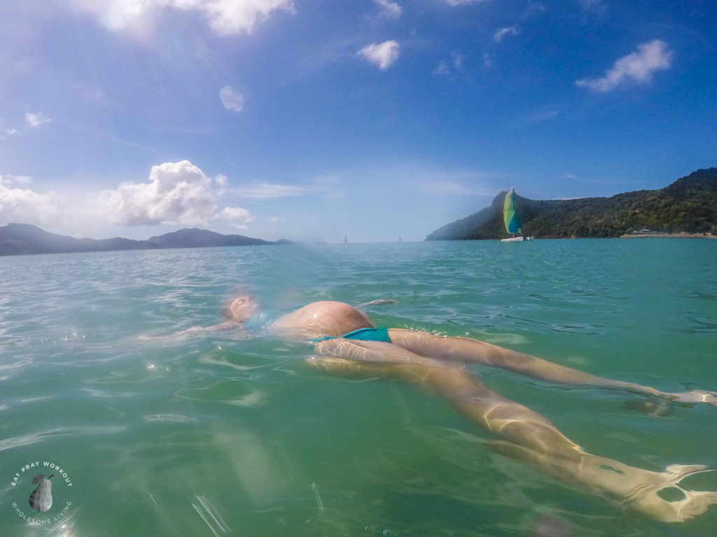 Hamilton Island watersports eat pray workout-3