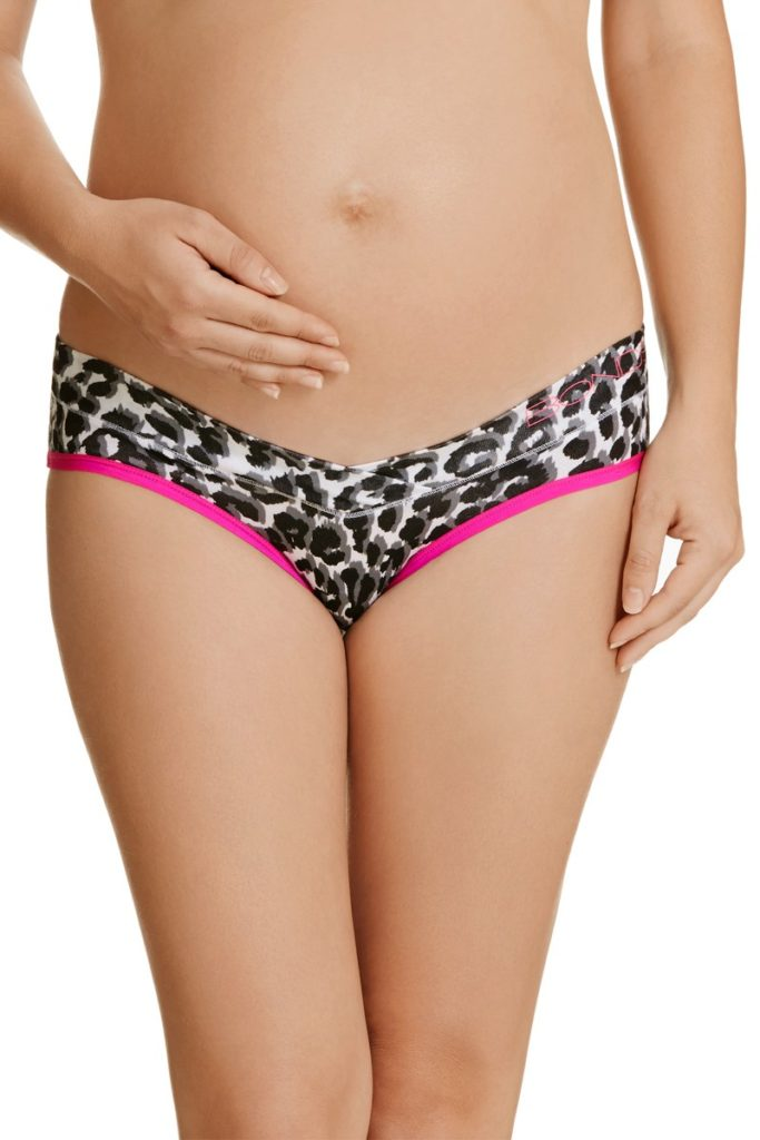bonds maternity undies leopard print