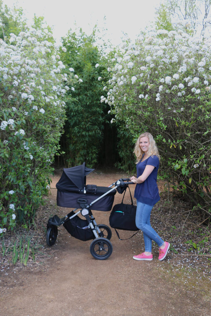 amy-with-pram-floriade-sml