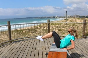 How to Keep a Healthy Routine On Holidays + LaSculpte Activewear Giveaway (RRP $95.98)