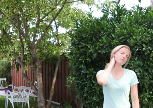Olympic Physio Shares How to Reduce Neck and Shoulder tension + Giveaway
