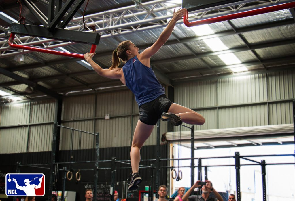 The Newest Gym Craze Aussie Ninja Warrior Obstacle