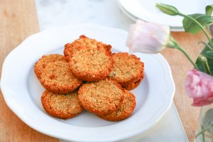 Healthy Refined Sugar-Free ANZAC Biscuits