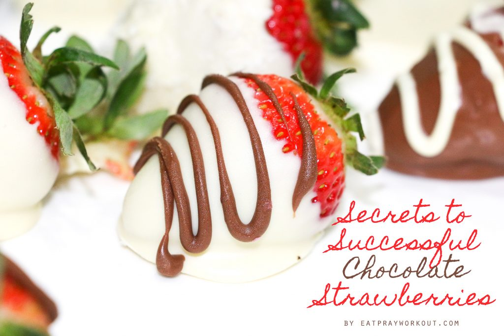 decorated chocolate dipped strawberry
