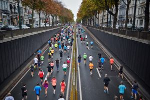 Post-marathon Muscle Aches May be a Part of Your Genes