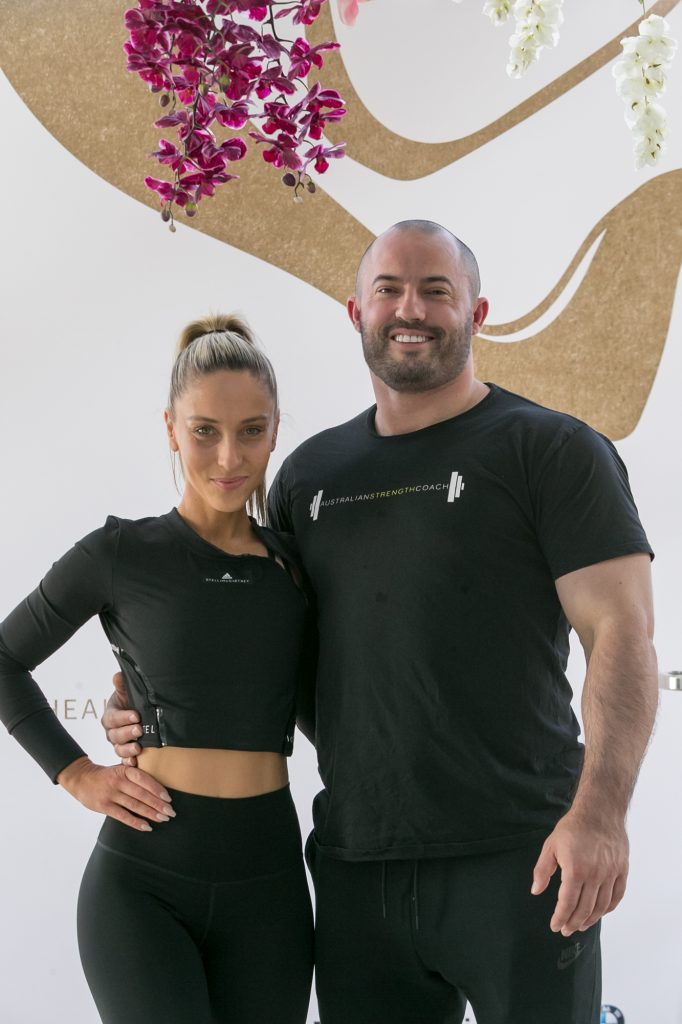 base body babes canberra centre eden masterclass felicia and seb oreb interview with eat pray workout