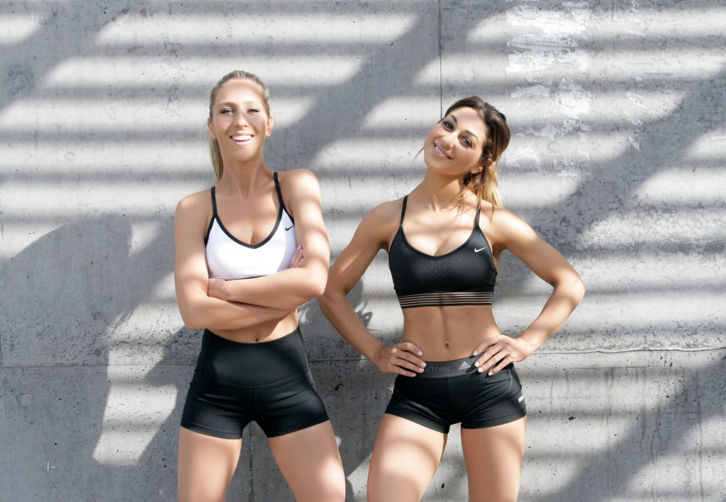 base body babes interview with felicia oreb and diana