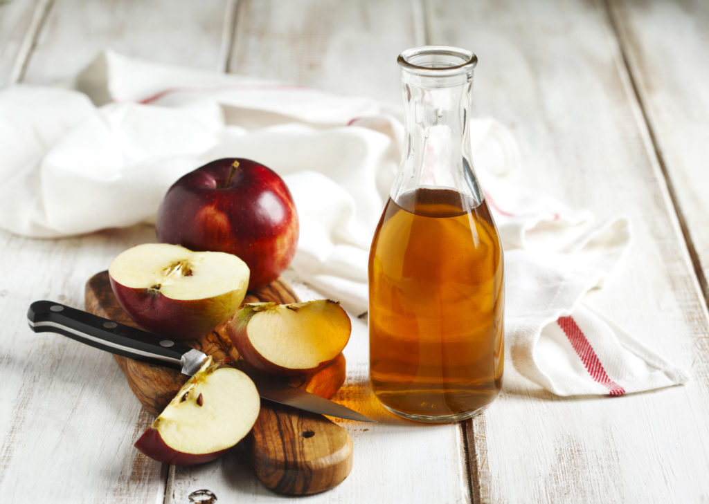 shooting Apple cider vinegar benefits detriments harms