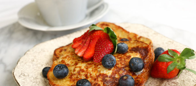 Back to school – 6 new low GI breakfast recipes that the family will love