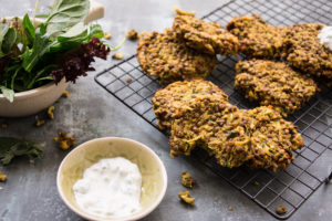 Vegetarian Low FODMAP Lentil Patties