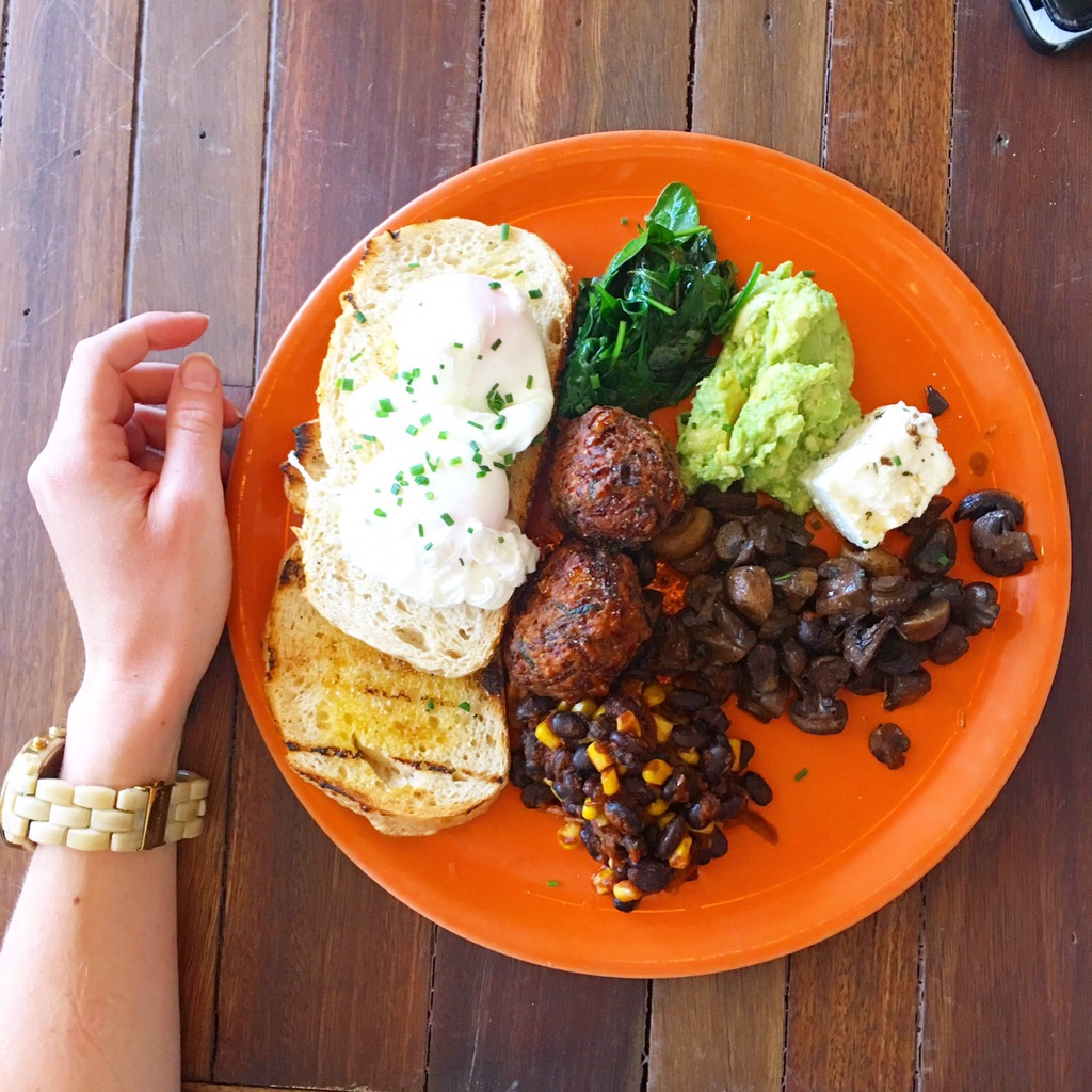 The Best Healthy Breakfast and Lunch Cafes in Canberra elk and pea Barton