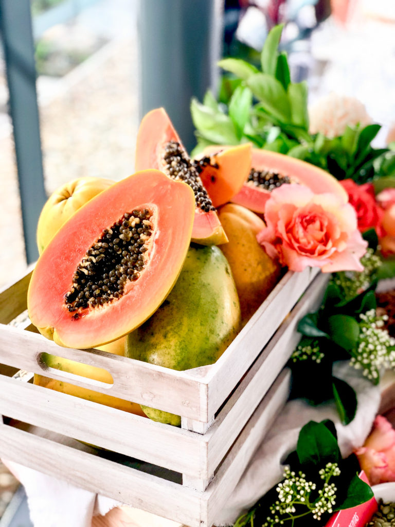 Fresh Australian Papaya - how to choose a good papaya